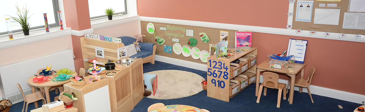 Nursery Refurbishment & Maintenance