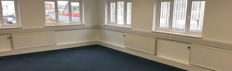 Commercial Offices Refurbishment, Oaktree Environmental Ltd