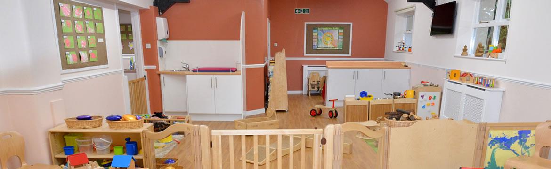 Refurbishment & Fit-Out, Prestbury Pre-School & Nursery