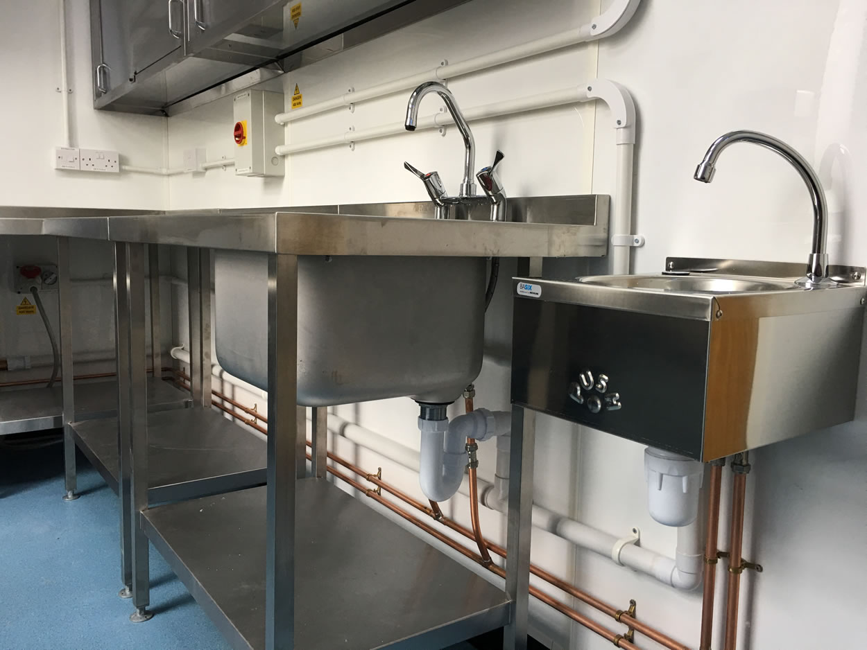 commercial kitchen sink. For More Information About Our Commercial Kitchen Installation Service Or To Discuss Your Project, Contact Facilities Management Team Today On 01606 Sink