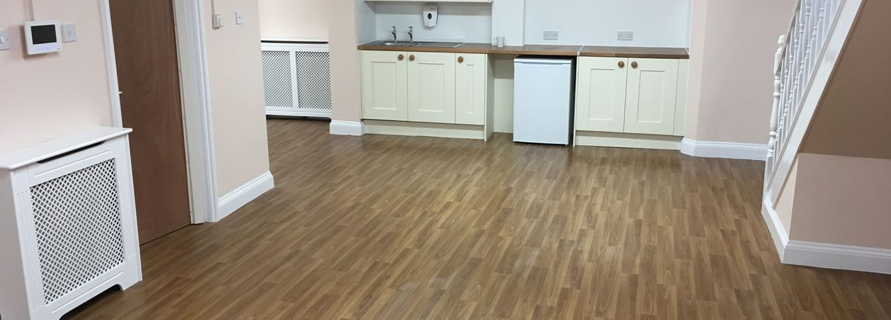 Refurbishment & Fit-Out, Crouch Hill Day Nursery