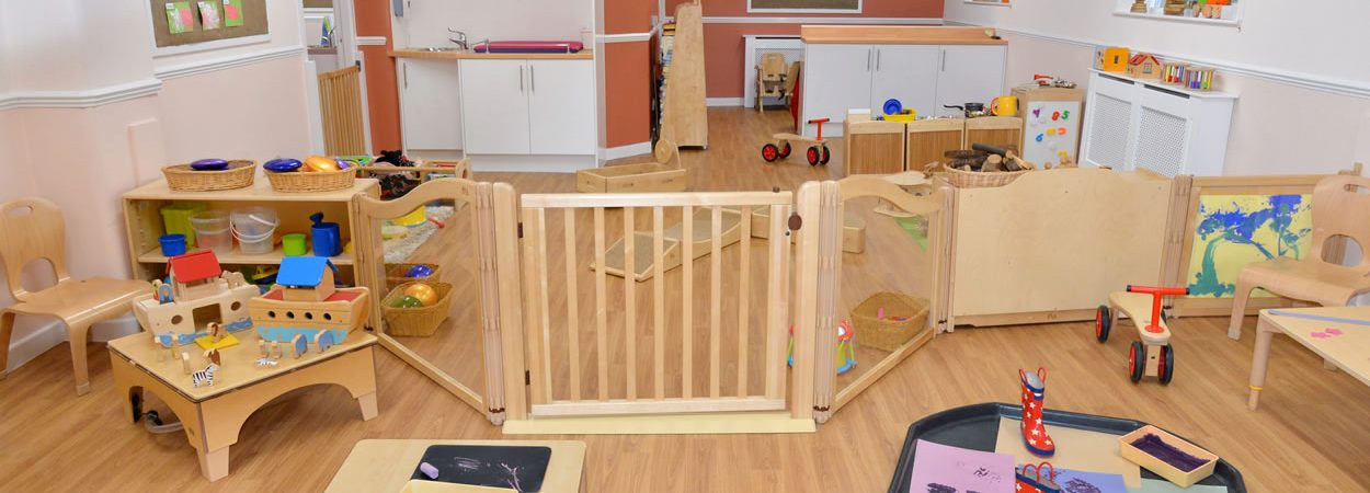 The experts in nursery refurbishments